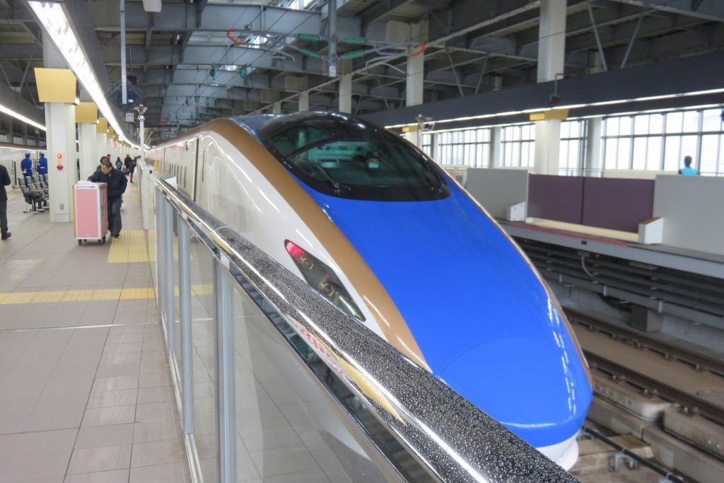 北陸 新幹線 廃車